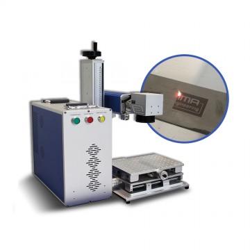 Fiber Laser Engraver Fiber Laser Marking Machine 20W / 30W / 50W