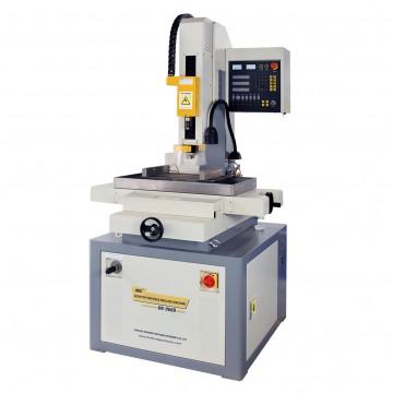 DK-908D EDM 드릴링 머신 Ø0.3-3mm 깊이 설정 및 원 키 처리