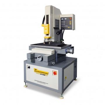 최고 단단한 합금 및 금속을위한 DK-908W EDM 드릴링 기계 Ø0.15-3mm