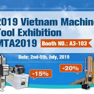 MTA-Vietnam Machine Tool Exhibition 2019