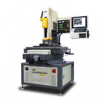 पहला, दूसरा, जेड 3 अक्ष सीएनसी EDM बरमे Bentchtop ईडीएम ड्रिलिंग मशीन Φ0.3-3mm