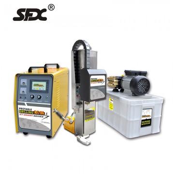 Φορητή μηχανή διάτρησης EDM MB-2000C .50.5-3mm