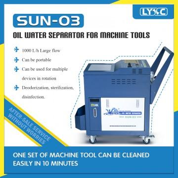 SUN-03 Oil Water Separator for Machine Tools