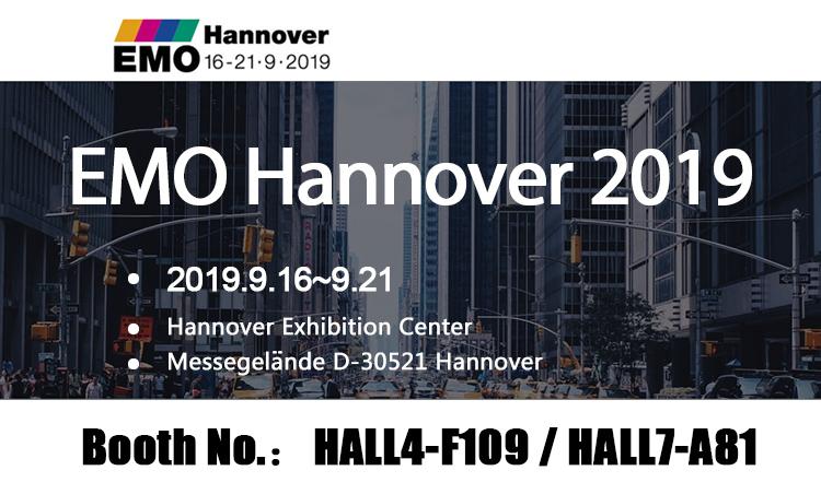 EMO Hanovre (16 au 21 sept 2019)